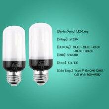led bulb e27 lamp e14  220v 110v 3w 5w 7w 9w smd 5736 ic ship dido warm white cool цена
