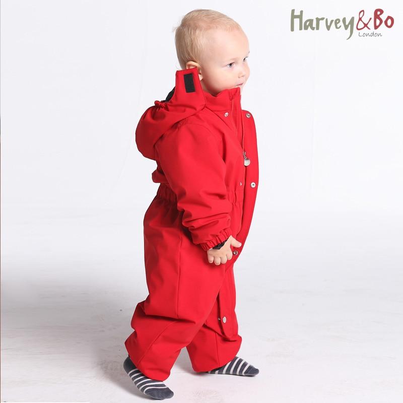 Harvey & Bo körpə qaranquş küləkə davamlı suya davamlı xarici - Körpələr üçün geyim - Fotoqrafiya 3