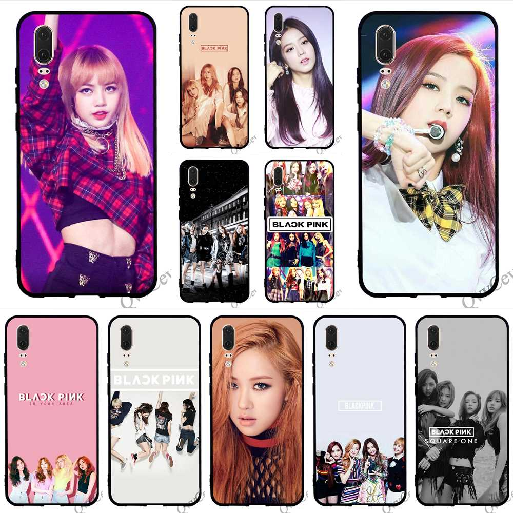 Phone Bags & Cases Blackpink Kpop Collage Tempered Glass Tpu Cover For Huawei P10 P20 Mate 20 Honor 9 10 Lite Pro 7a 8x P Smart Cellphones & Telecommunications