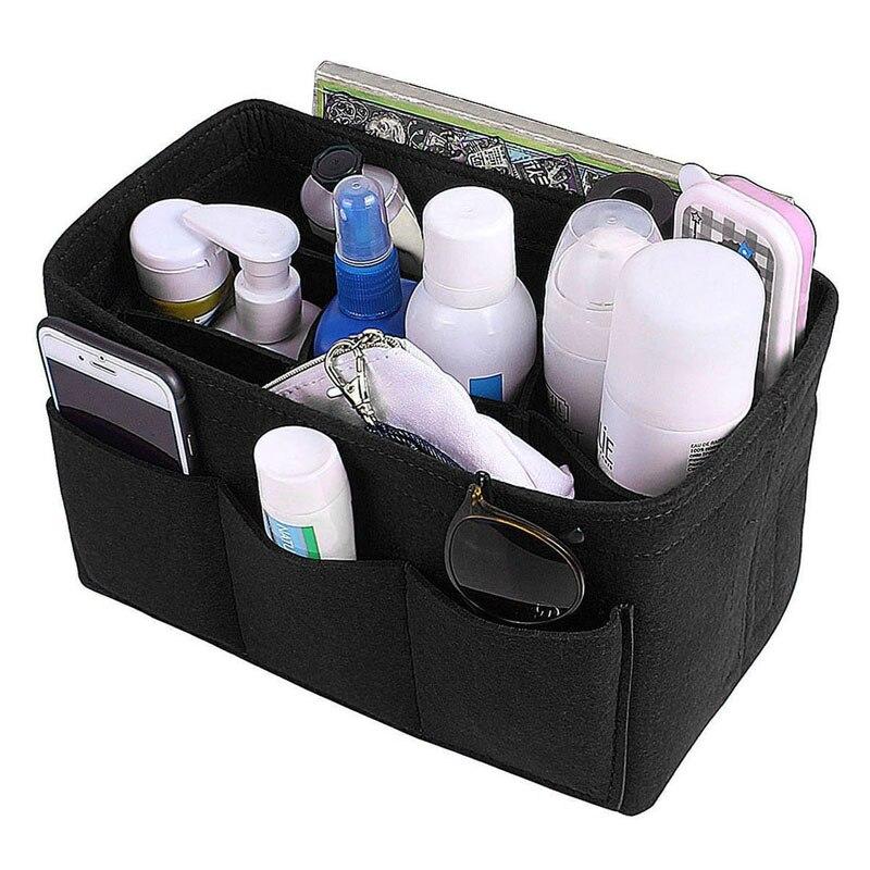 Organisateur de sac à main 26 x 16 x 8 cm à 13 poches - coloris violet XCASE tFChEPE