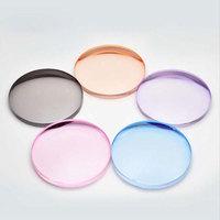 1 56 Gradient Solid Tinted Inside Progressive Aspheric Bifocal Prescription Lens Eye Glasses Optical Lenses Free
