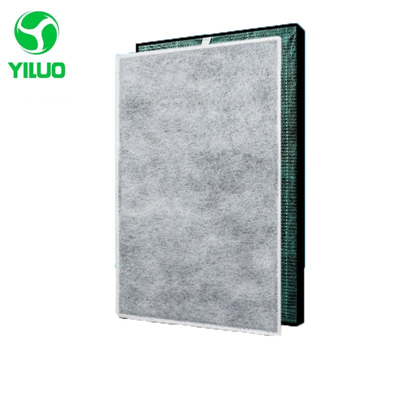 Hot sales HEPA filter cleaner parts+ high efficient formaldehyde filters composite air purifier parts KC-W200SW KC-Z200SW стоимость