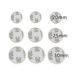 10 шт TK4100/EM4100 125 кГц Rfid подвеска монета 3 М наклейки 20 мм/25 мм/30 мм Монеты RFID метки для система контроля доступа