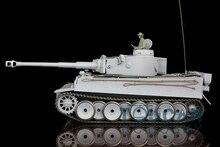 2.4Ghz HengLong 1/16 Scale German Tiger I Plastic Version RTR RC Tank Model 3818