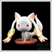 Huong Anime 10 CM Cute Puella Magi Madoka Magica Incubator P