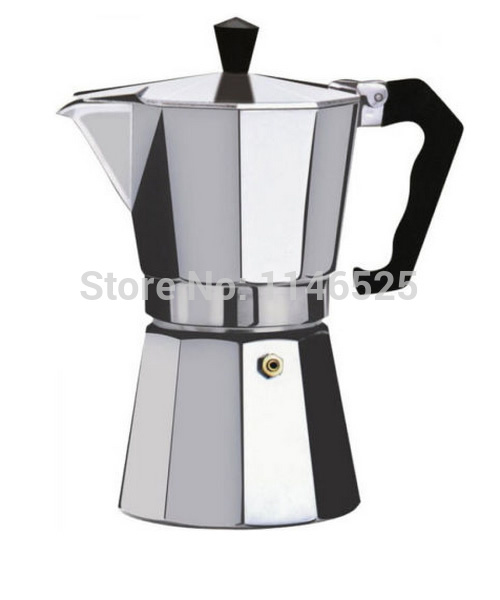 HOT  Stove Top  350ml(6 CUPS)  Continental Coffee Maker Machine Percolator FREE SHIPPING