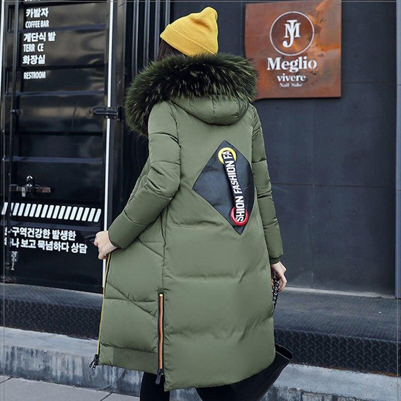2017 горячее женское зимнее длинное пуховое пальто, модная женская тонкая стеганая куртка, парки с гусиным пухом, теплое элегантное пуховое п...
