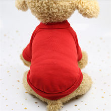 Warm Autumn Dogs Suits Pets Cat Dog Clothing chihuahua Clothes for small dogs Yorkies Dog hoodie Cat Clothes jacket