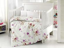 Комплект постельного белья для новорожденных ALTINBASAK, PUFFY, кремовый