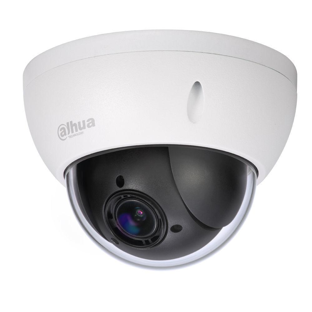 Dahua SD22404T GN 4MP 4x PTZ Network Camera IVS WDR POE IP66 IK10 Upgrade from SD22204T GN With Dahua LOGO& Wall Mount PFB203W - 2