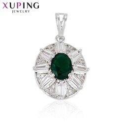 Xuping moda luksusowy wisiorek Temperament wysokiej jakości urok projekt biżuteria dla kobiet prezent na boże narodzenie 32830
