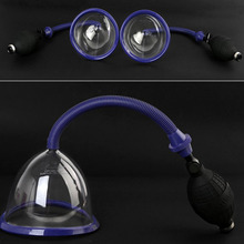 New Sale Large Breast Pump Enhancement Vacuum Enlarger Bra Massager Cupping Body Machine