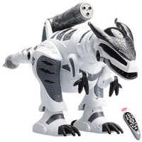 A distanza di Controllo Dinosauro Robot Camminare Canto Elettronico Dinosaurio Giocattoli Interattivi RC Robot Giocattoli Per I Bambini Ragazzi