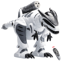 Remote Control Dinosaur Robots Walking Singing Electronic Dinosaurio Toys Interactive RC Robots Toys For Kids Boys