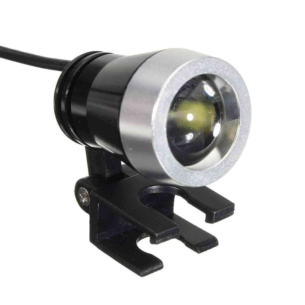 1 шт. Новое поступление светодиодный головной светильник 3 Вт для стоматологического черного хирургического медицинского бинокулярного Лупа