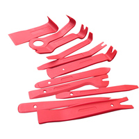 11Pcs Auto Trim Door Panel Window Molding Upholstery Clip Removal Tool Kit DXY88