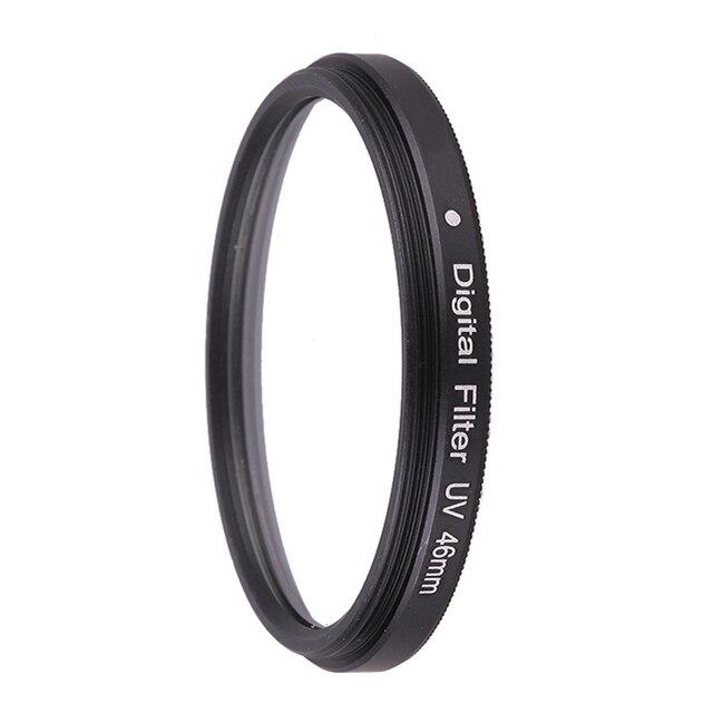 37 40.5 43 46 49 52 55 58 62 67 72 77 82 millimetri UV lens Digital Filter Lens Protector per canon nikon DSLR SLR Macchina Fotografica pacchetto di esempio 3