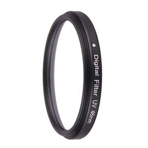 Image 3 - 37 40.5 43 46 49 52 55 58 62 67 72 77 82mm lens UV dijital filtre lens koruyucu canon nikon DSLR SLR kamera örnek paketi