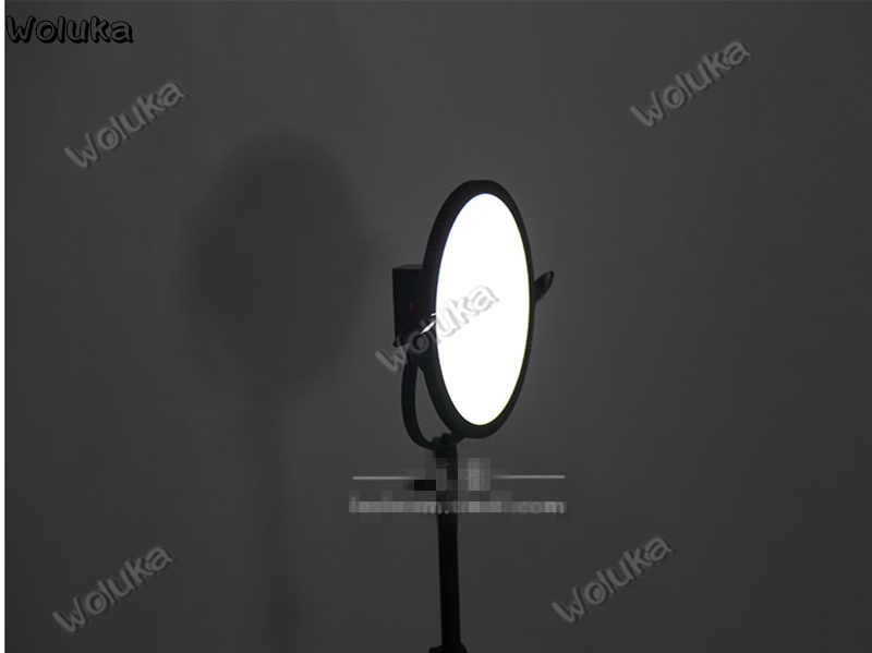 LED Photographic lamp soft light C300RSV round lamp 30W with battery and portable bag CD50 T03