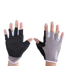 Aolikes Sports Gym Glove Weight Lifting Gloves Half Finger FingerlessBreathable Non slip font b Fitness b