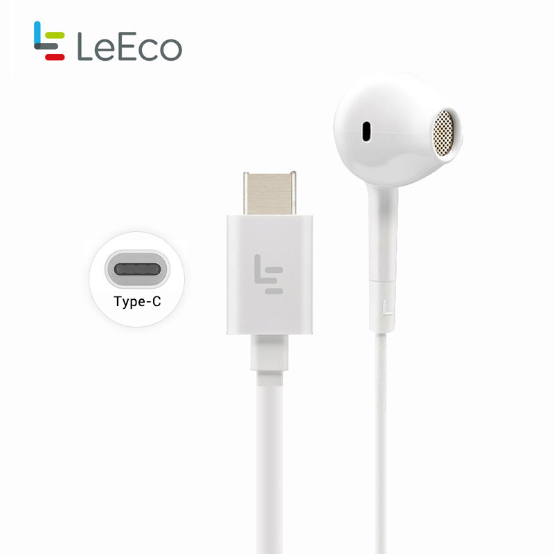 Letv Type-C Earphones Audio CDLA Digital Leeco Hifi-Chip for Le/2-Pro USB Lossless Inbedded title=