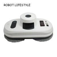 Дистанционное управление сухой и влажной устройство робот для мойки окон, автоматический мойщик окон, очистки окна робот
