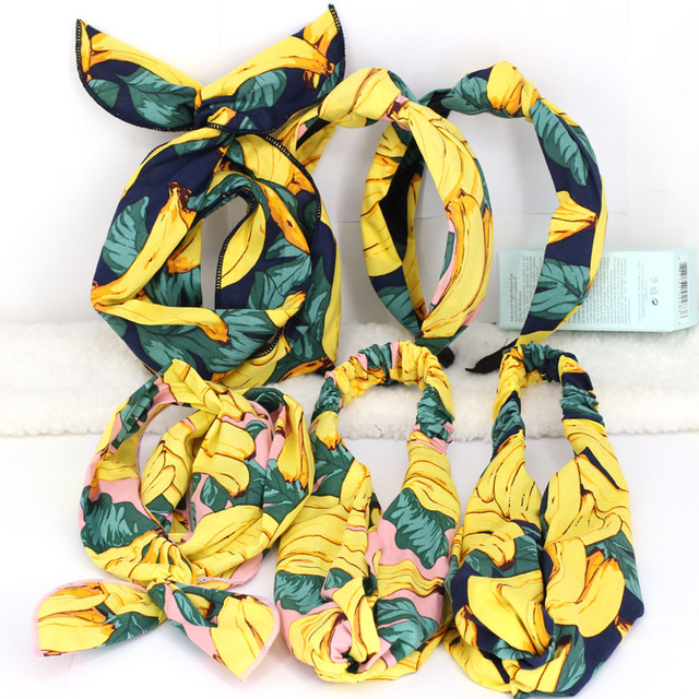 1 PC New Arrival Cloth Hairbands Headbands for Women Cotton Elastic Hairbands Sport Headband for Women Hair Accessories Headwear 4