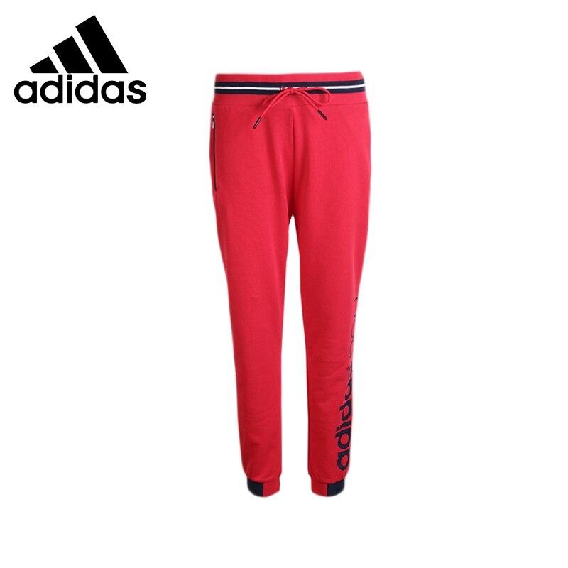 ФОТО Original New Arrival  Adidas NEO Women's  Knitted Running Pants  Sportswear