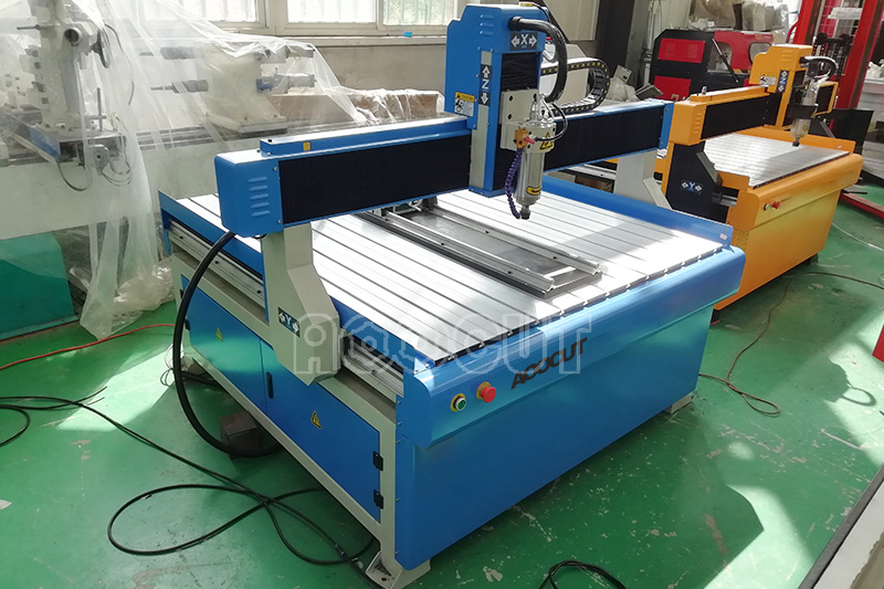 Simple to use high quality 3d aluminium profile cnc router machine for 3d engraving and milling 2
