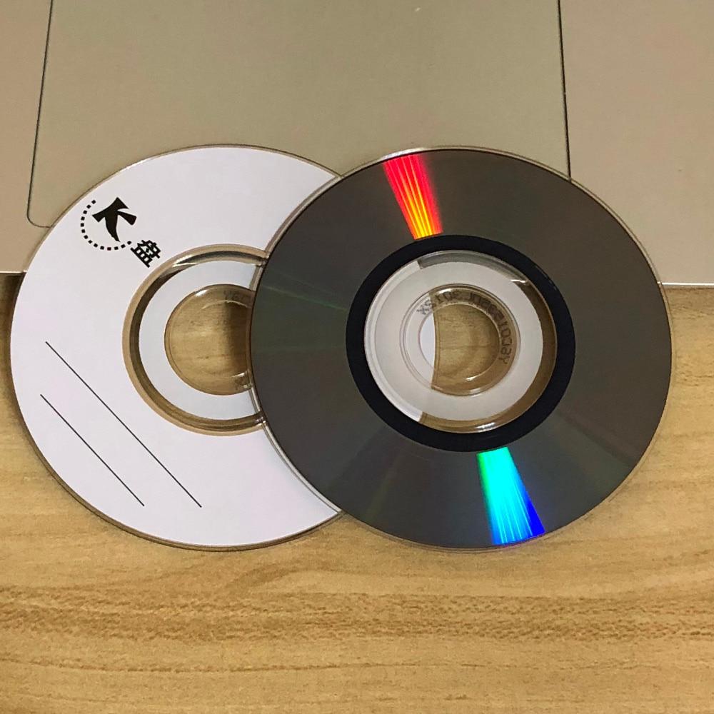 Wholesale 5 Discs 1-4x 1.4 GB 8 Cm Mini Printed DVD RW Discs