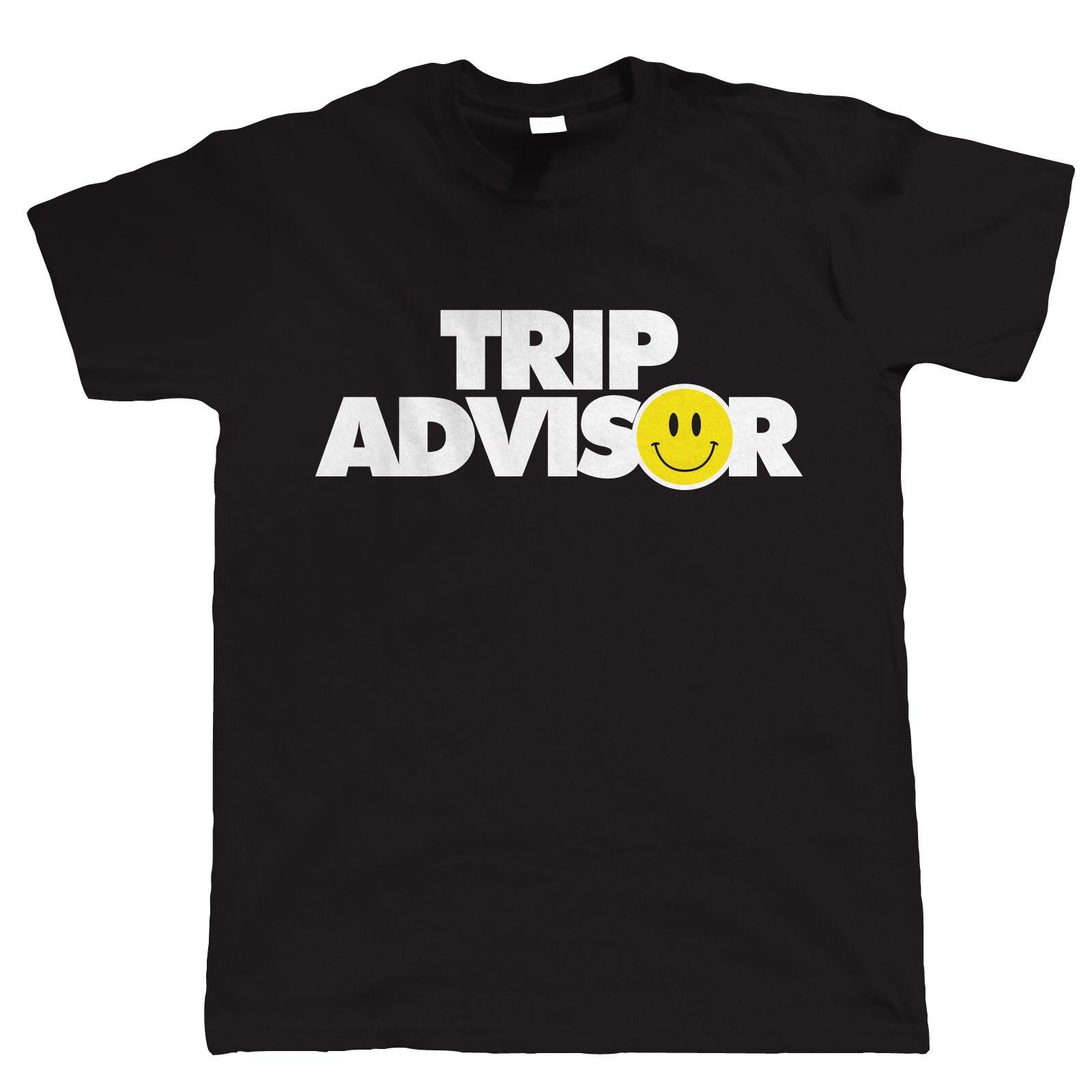 Trip Advisor, Hommes Old Skool Rave DJ FESTIVAL T shirt ...