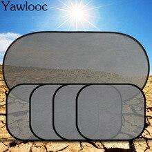 5 PCS Car Window Sun Sombra Car Windshield Viseira Tampa do Bloco Janela Da frente Sombrinha UV Proteger Filme Janela Do Carro Para O Sol proteção