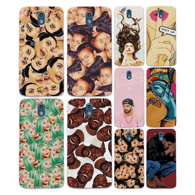 "Cartoon Grid Painted Phone Case for HTC 526 326 Desire Cover Case 4.7"" For HTC Desire 526 526g 526 g 326g Case Coque+ Free Pen"