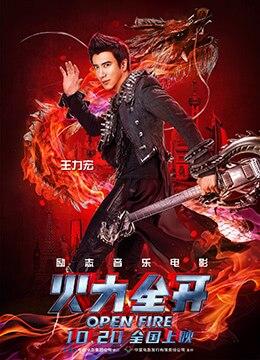《火力全开》2016年台湾,美国纪录片,音乐电影在线观看