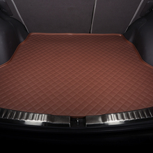 Customize Car Auto Trunk mat case pad for MITSUBISHI V3 Lancer V6 K7 XV Accessories Universal Rug Pad CC Organizer Free Shipping