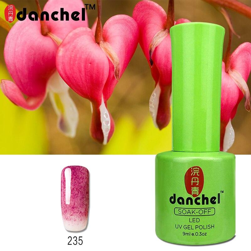 Danchel 9 ml Larga duración Efecto de piel sintética Gel para uñas - Arte de uñas - foto 2