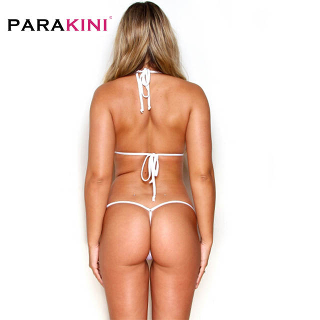 762b1b1789e 2018 Sexy Swimsuit Hot transparent color Bikini Brazilian Biquini Swimsuits  Swimwear Women Sexy Bikinis Set Bathing Suit