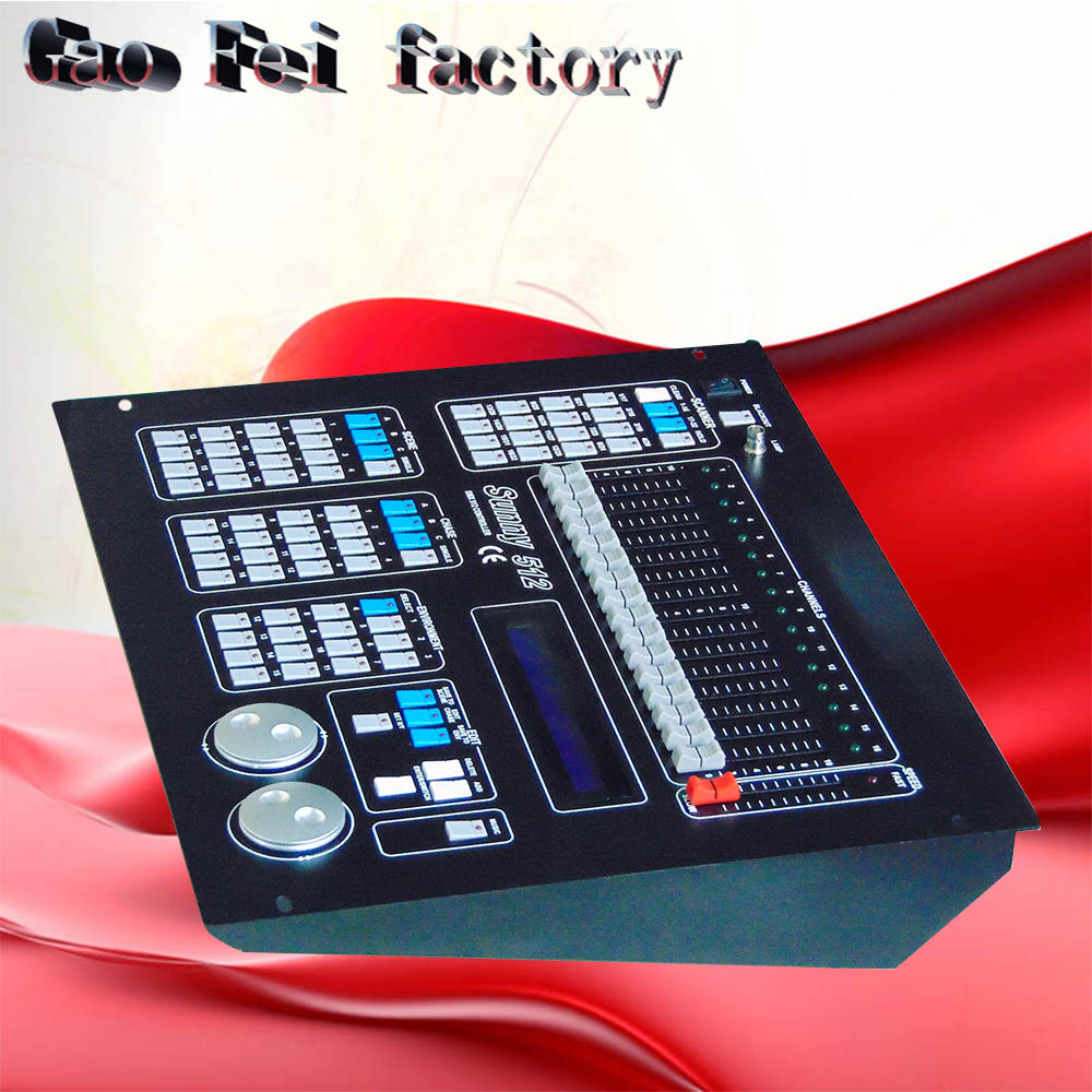 high quality New sunny 512-III console dmx 512 controllerhigh quality New sunny 512-III console dmx 512 controller