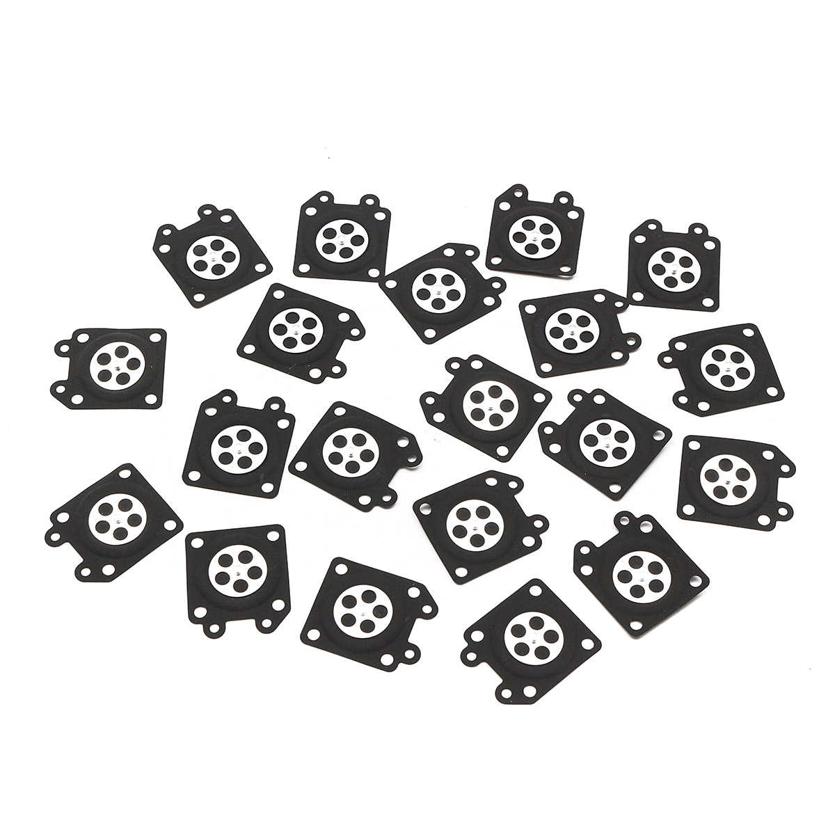20x Chainsaw Carburetor Metering Diaphragm For Walbro 95-526 95-526-9 95-526-9-8 95