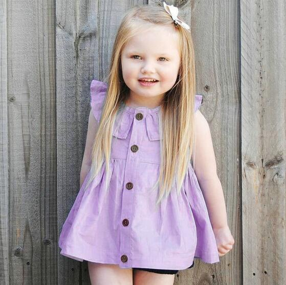 Ворот детского платья