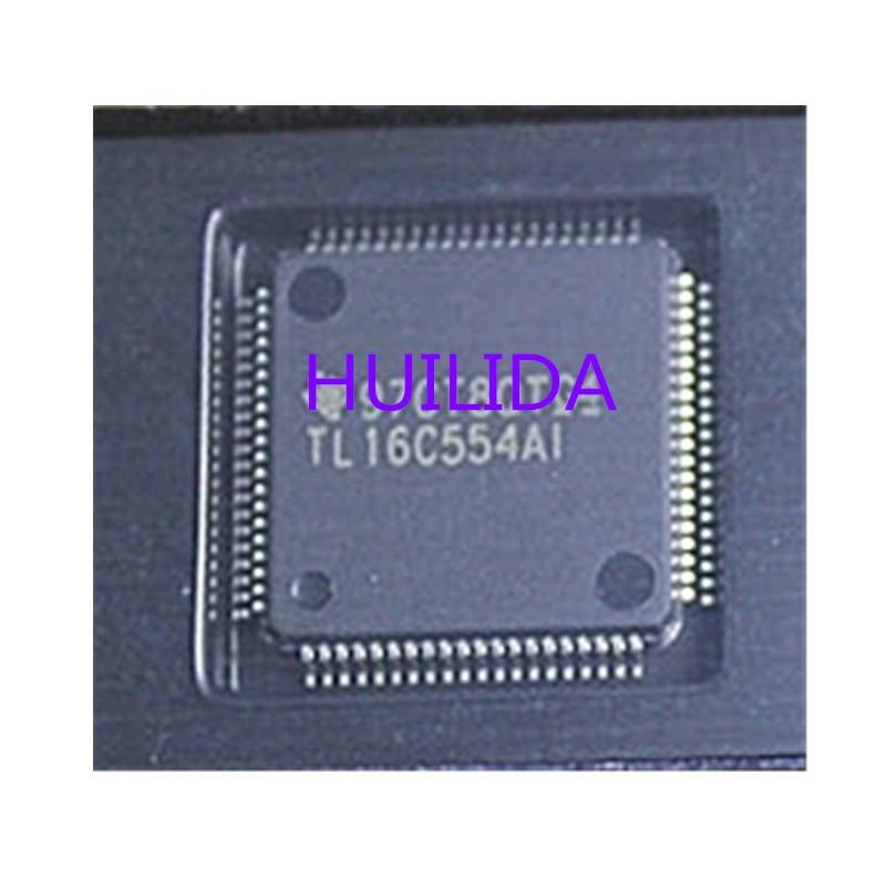 TL16C554AIPN TI LQFP80 100% New origina