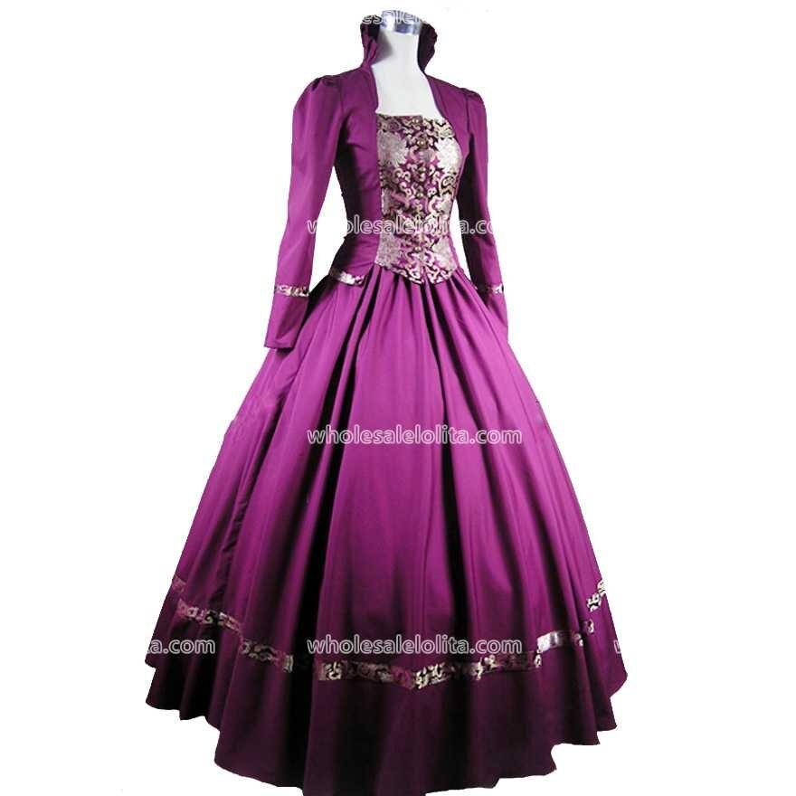 Where can i buy a purple dress