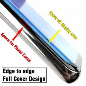 Image 5 - Akcoo S10 Plus verre trempé protecteur décran UV colle complète fiim pour Samsung galaxy S6 7 edge S8 9 Note 8 9 S10 protecteur décran