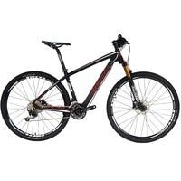 Beiou углеродного Волокно горный велосипед 29ER Велосипедный спорт 29 inch MTB T800 Сверхлегкий Рамки 30 Скорость Ши Mano M610 Deore МТБ матовый 3 К cb029