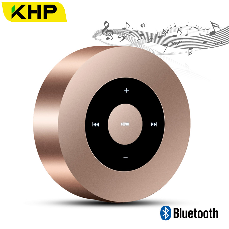 KHP Quality KELIN A8 Wireless Bluetooth Speaker For iPhone Samsung MP3 Portable Audio Support 32G TF Card Subwoofer Mini Speaker