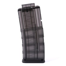 Worker 12 Short Bullets Ammo Cartridge Magazine Clip Tactical Short Bullet Clip for Nerf Professional Toy Gun Accessories