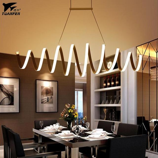 Arte lámparas de techo modernas lámparas de techo de acrílico para ...