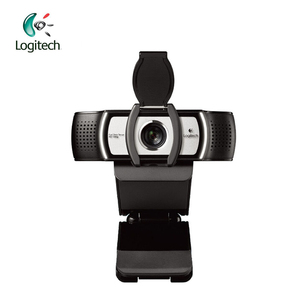 Image 2 - Logitech c930c 1920*1080 hd garle zeiss 렌즈 인증 웹캠, 4 시간 디지털 줌 지원 pc 용 공식 확인