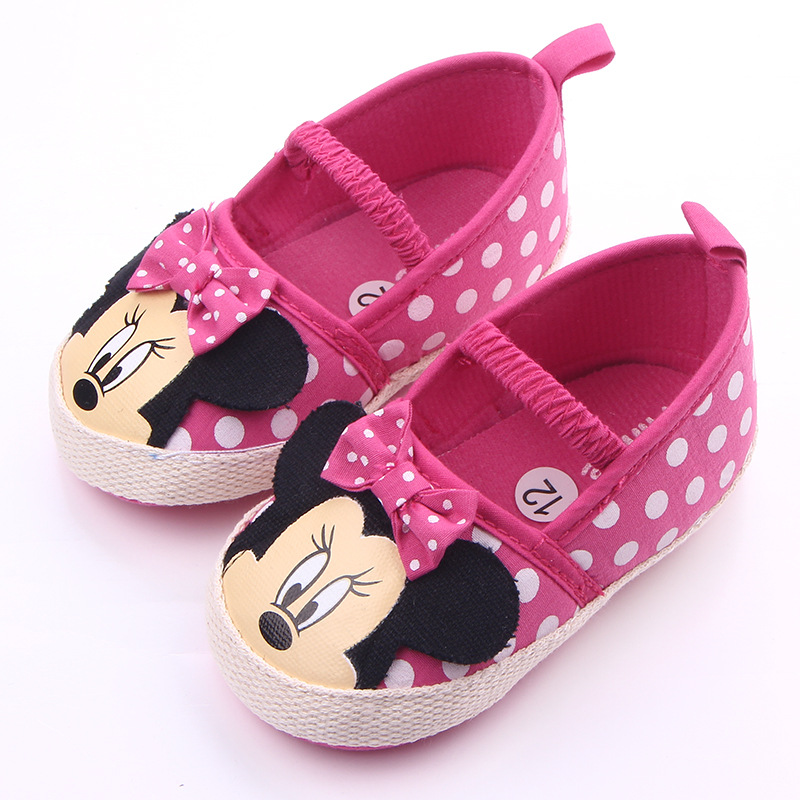 0-1 years old elastic toddler shoes soft baby shoes KQ0009