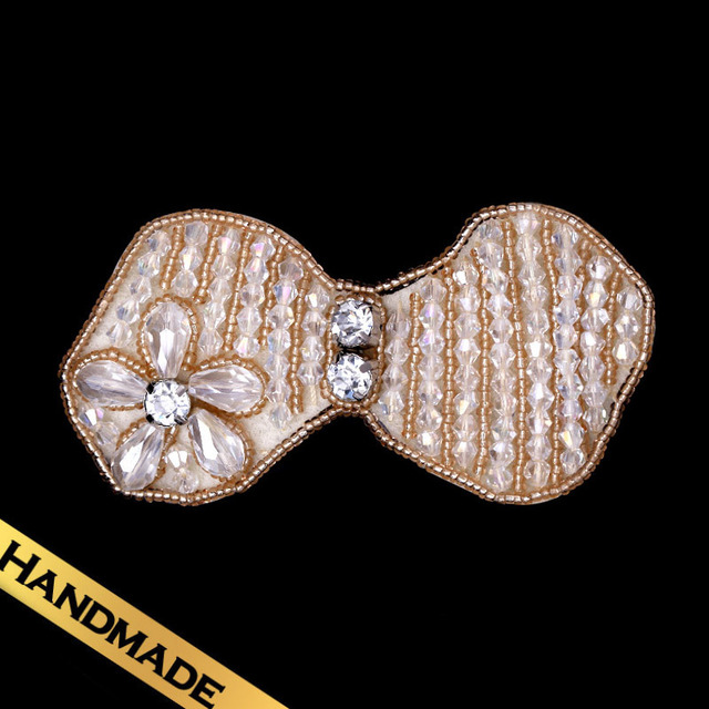 Special Hair Accessories Flowers Synthetic Crystal Fashion Romantic Design Hairpin Jewelry new products FS13A10076
